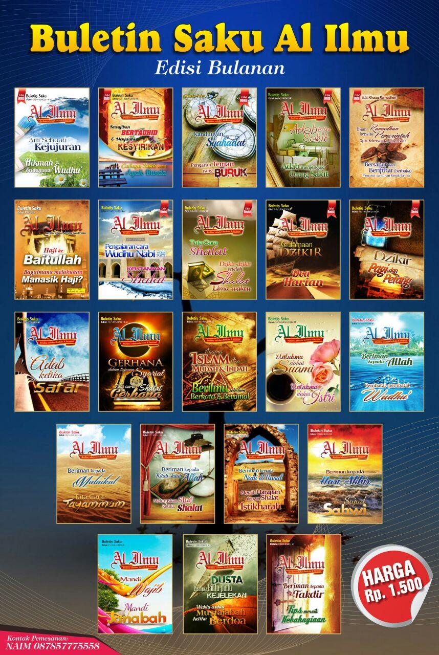 Buletin Saku Al-Ilmu