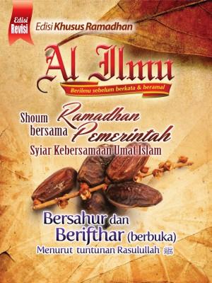 Shoum Ramadhan bersama Pemerintah Syiar Kebersamaan Umat Islam