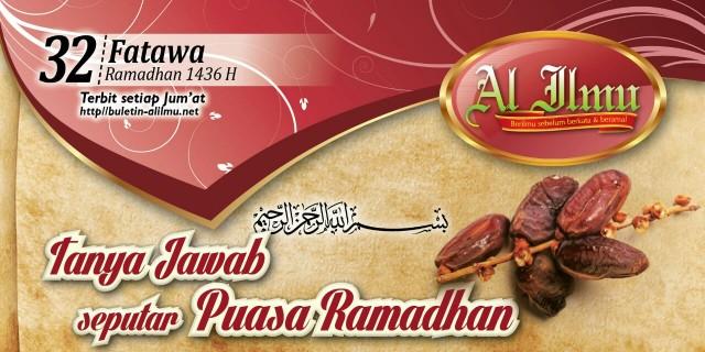 Tanya Jawab seputar Puasa Ramadhan