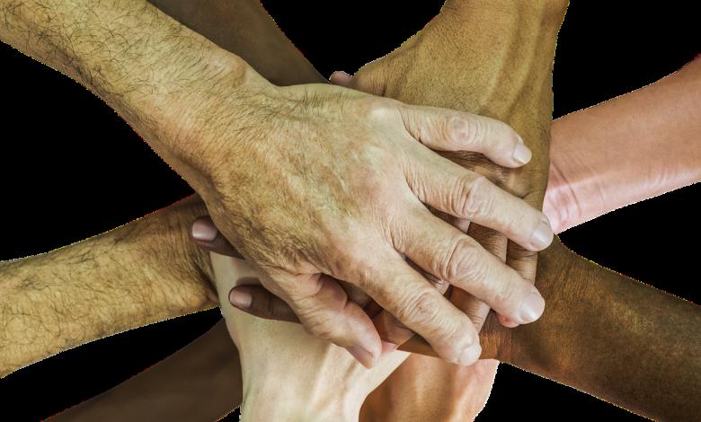 tangan persatuan