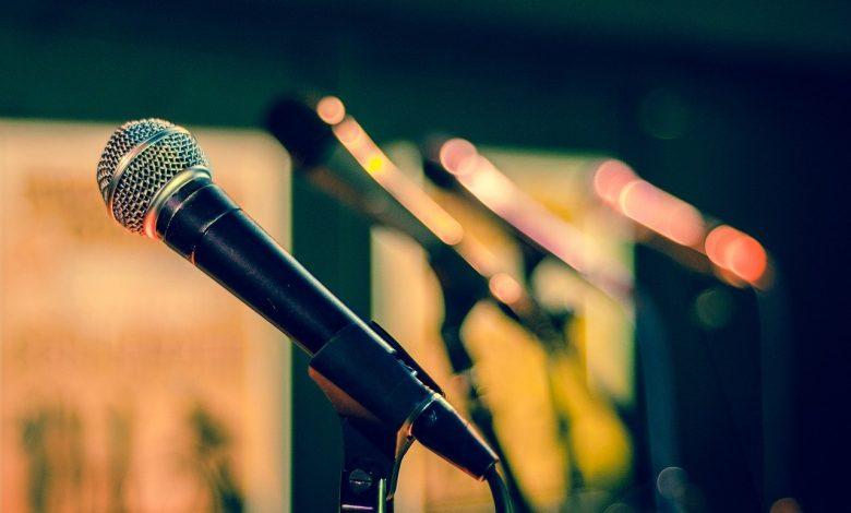 gambar microphone