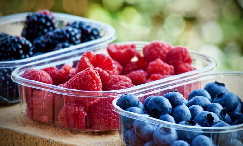 gambar buah berry